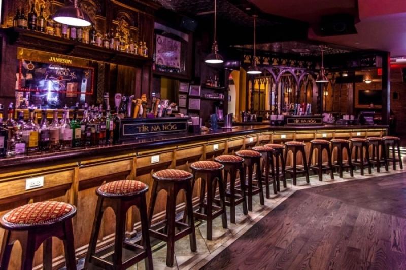 Mô hình kinh doanh nhà hàng kết hợp bar sang trọng